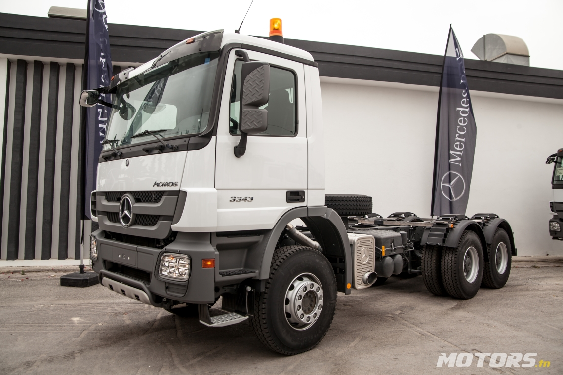 Mercedes-Benz-Actros-3343-Camion-Porteur-6x4-Tunisie