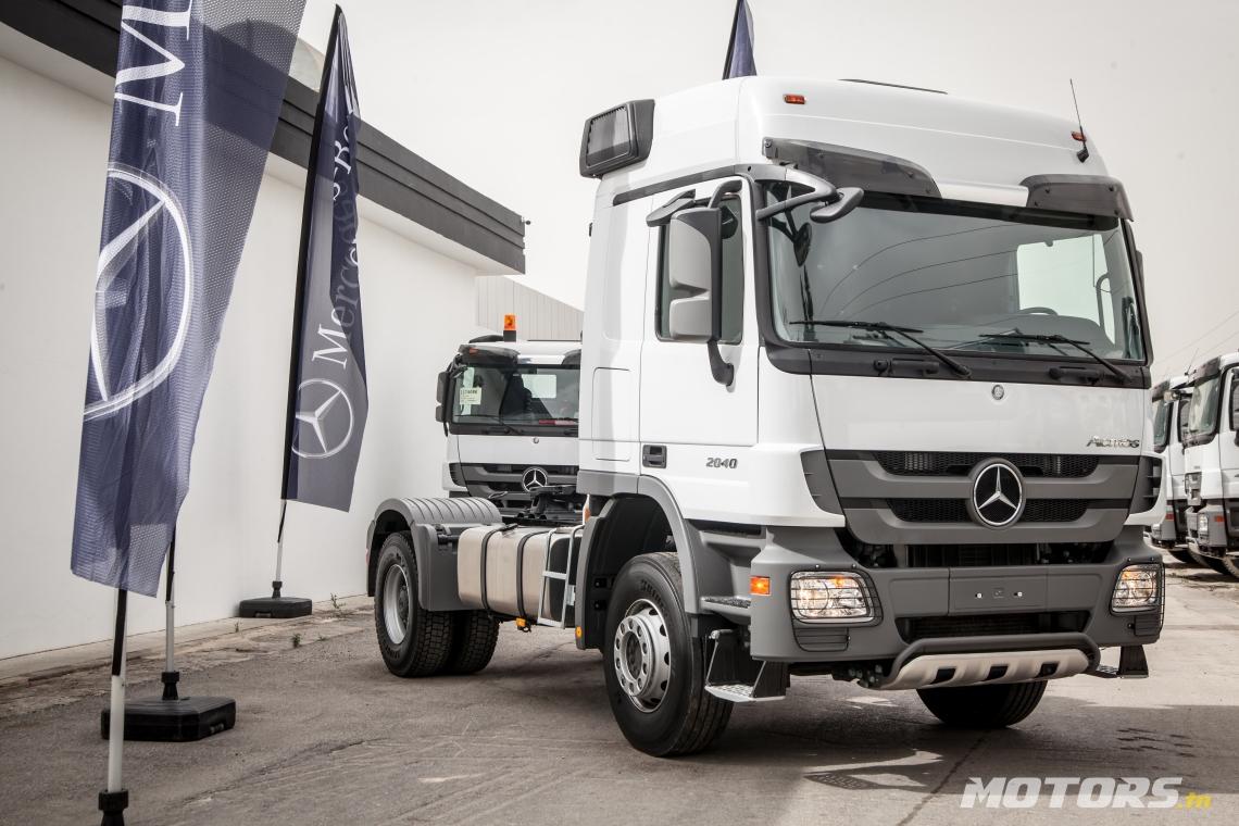 Prix camion Mercedes-Benz-Actros-2040S-Tracteur-routier-Tunisie 3