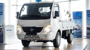 TATA Super Ace la camionnette à moteur Diesel (16)