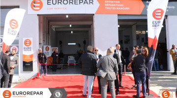 INAUGURATION OFFICIELLE DU NOUVEAU EUROREPAR CAR SERVICE SIDI HASSINE -   (3)